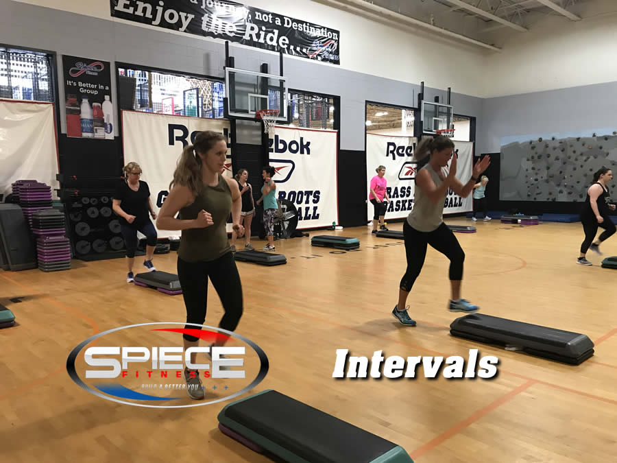 Interval Training - A Spiece Fitness Class