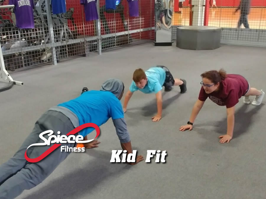 KidFit - A Kids Fitness Class at Spiece