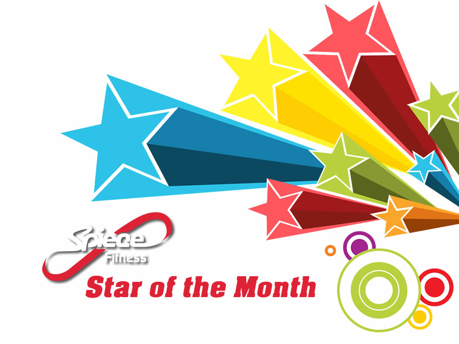 Spiece Star of the Month